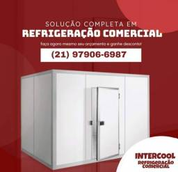 Título do anúncio: Câmara frigorífica
