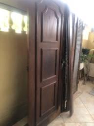 Título do anúncio: Portas de madeira pra torrar tudão