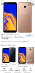 Samsung Galaxy j4+ pouco usado