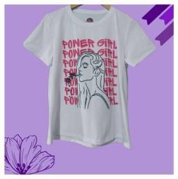 T-shirts com estampas exclusivas