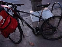 Título do anúncio: Entregador (faço entregas de bike zona sul)