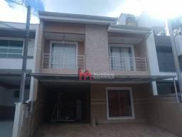 Título do anúncio: Sobrado com 3 dormitórios à venda, 126 m² por R$ 650.000,00 - Abranches - Curitiba/PR