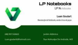 LP Notebooks (Conserto de Notebooks)