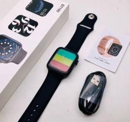 Título do anúncio: Smart Watch Iwo DT100 (Tela Infinita, Função Coroa e Com Garantia)