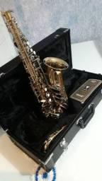 Sax alto EAGLE SA 500 Semi novo mesmo lindo
