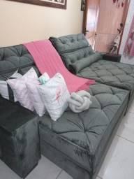 Título do anúncio: Vendo sofá dois meses de uso