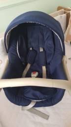 Título do anúncio: Bebê Conforto Galzerano com capota