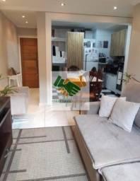 Excelente apartamento com 3 quartos em 86m2 à venda no bairro Palmeiras em BH