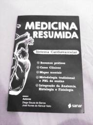 Título do anúncio: LIVRO DA SANAR: MEDICINA RESUMIDA-SISTEMA CARDIOVASCULAR