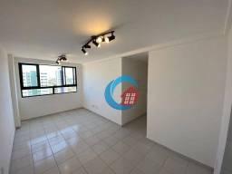 Título do anúncio: Apartamento com 2 quartos à venda, 50 m² por R$ 259.000 - Campo Grande - Recife/PE