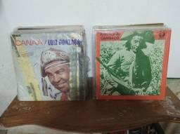 Lote 2 - 62 LP's de Luiz Gonzaga R$ 1.600,00