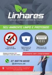 Título do anúncio: Dedetizadora Linhares.