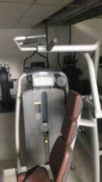Aparelhos de academia musculação e cardio