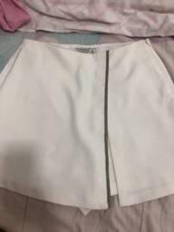 Título do anúncio: Shortsaia branco