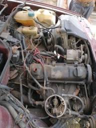 Carro Gol motor AP 1.6 ano 1996