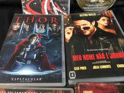 Combo 6 Filmes Em Dvd