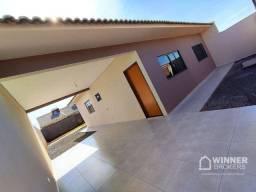 Título do anúncio: Casa com 2 dormitórios à venda por R$ 160.000,00 - Jardim Aurora - Sarandi/PR