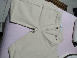 Vendo duas calças novas número 38 uma Dudalina