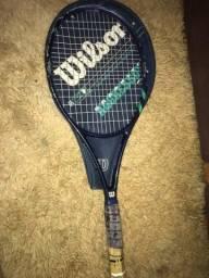 Título do anúncio: Raquete de tênis Wilson aggressor 95