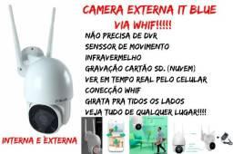 Título do anúncio: Camera via whif