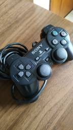 Controle Playstation 2