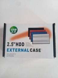 Case para hd externo
