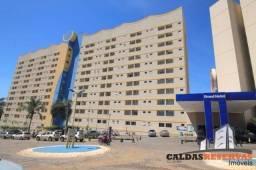 Apartamento golden dholpin grand hotel caldas novas