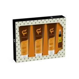 E*N*T*R*E*G*A* G*R*Á*T*I*S* Kit Argan Active Hair Fashion