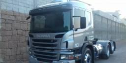 Scania P94 360 6x2 - 2013 - 2013