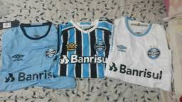 Camisas Grêmio 2018