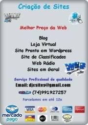 Criação de site Promoção