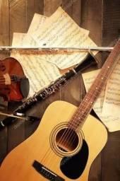 Aulas de música para iniciantes