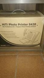 Impressora hiti de foto profissional