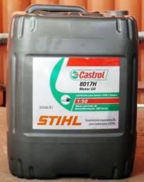 Oleo 2 Tempo Stihl P/ Roçadeiras, Moto serra, Soprador. 20 litros