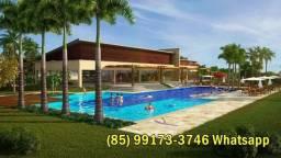 Villa Reale, lotes condomínio fechado Aquiraz CE. m² +barato da região. Próx. belas praias