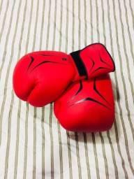 Luva de box muay thai