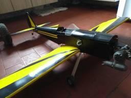 Aeromodelo sport stick