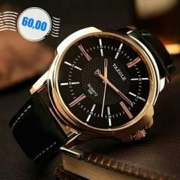 Relógio Masculino Yazole Original