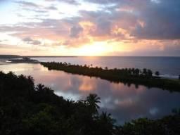 Área com 7800m2 de Vista Panorâmica para o mar e Rio Coruripe AL