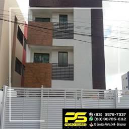 ( Oferta ) - Novo Apartamento c/ 3 quartos 1 st no Bessa