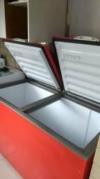 Freezer horizontal consul