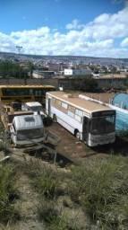 Ônibus odontologico mercedes Benz urbanas busscar - 1998