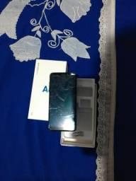 Samsung A8 3 meses de uso
