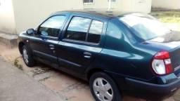 Vendo Clio Sedan 2004 completo - 2004