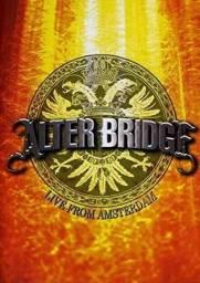 Dvd Alter Bridge Live From Amsterdam