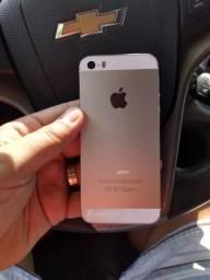 Iphone 5s gold novíssimo leia o anuncio