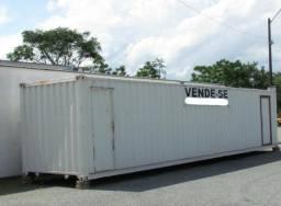 Container de 40/12 metros 2 portas