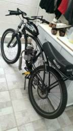 Vendo bike motorizada 400 reais