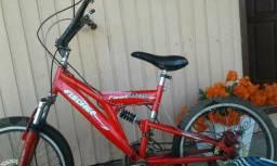 Bicicleta barbada ACEITO CELULAR