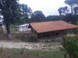 Chácara em Campina Grande do Sul - Aceito troca carro / caminhão/ terreno casa